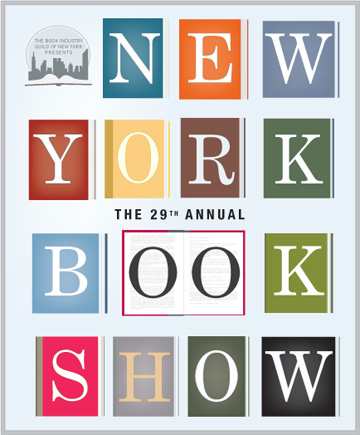 Poster for the 2016 Book Show
