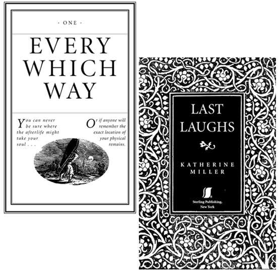 Last Laughs Interior Design for Sterling Publishing